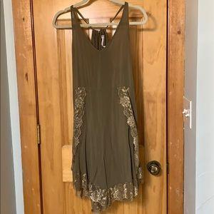 Free People Slip Dress